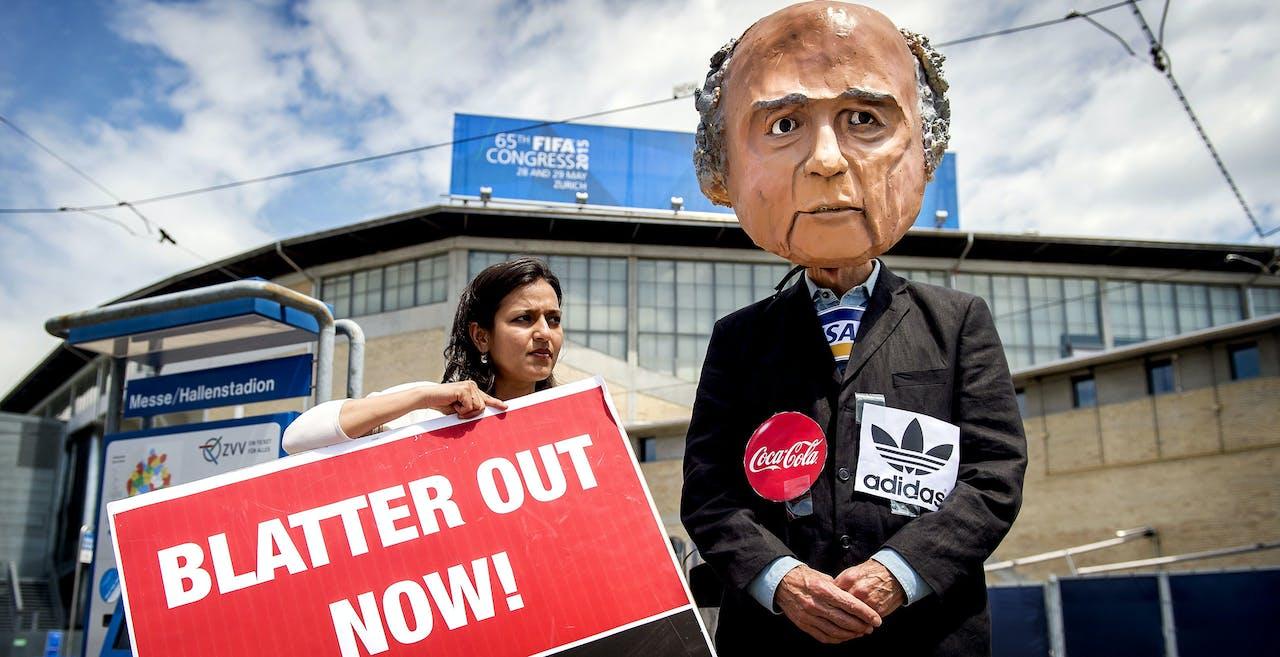 Aus der Reihe 'ouderwetse managementvormen': de FIFA heeft zich inmiddels van het juk van 'topmanager' Sepp Blatter weten te 'bevrijden'. Maar of dat een garantie voor een gezonde bedrijfscultuur is?