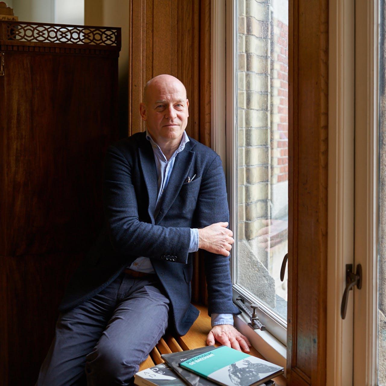 Frits Scholten, senior conservator Rijksmuseum