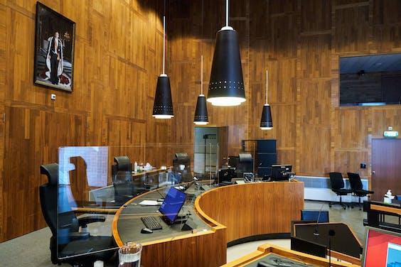 Rechtbank in Den Haag