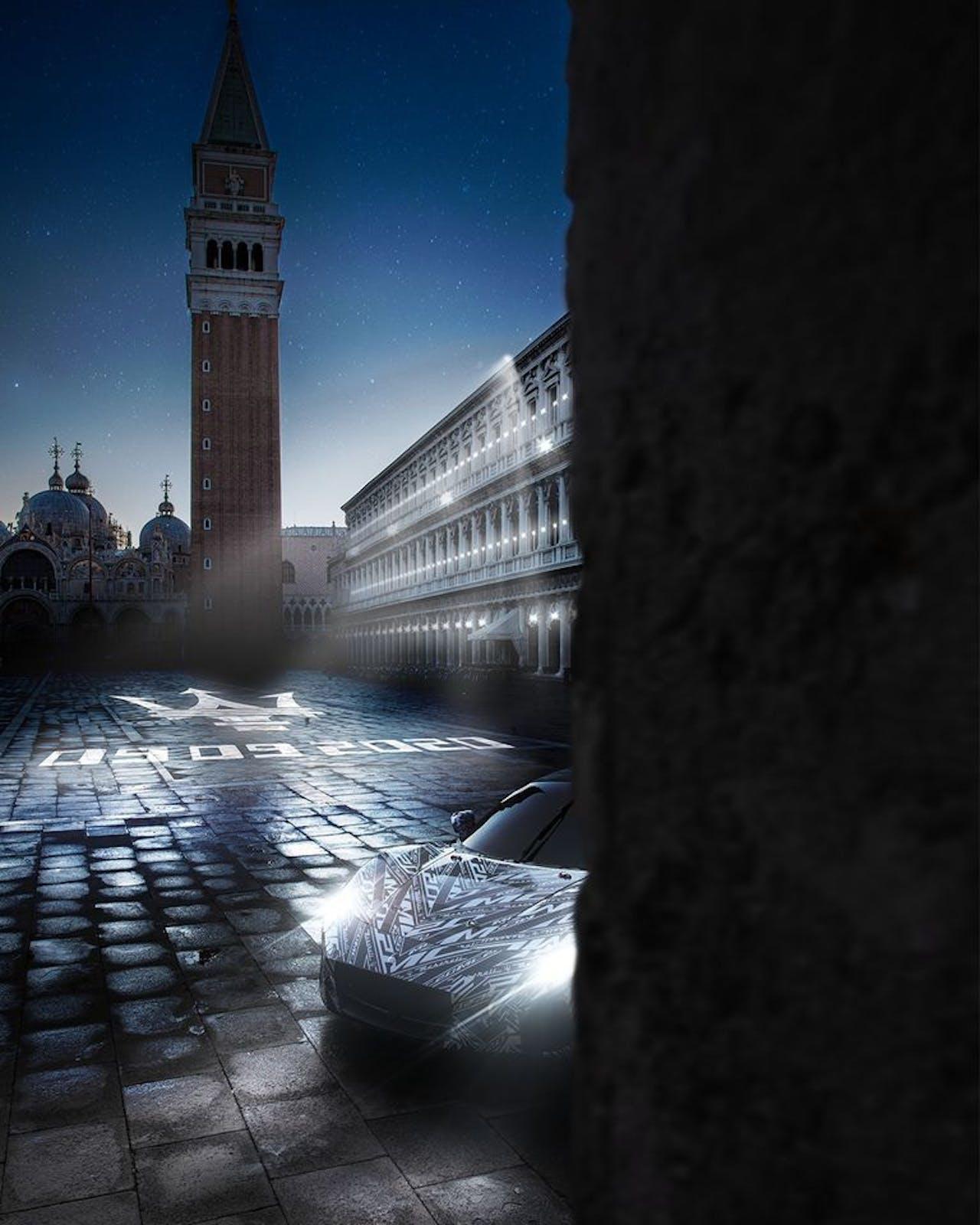 De MC20 in Venetië