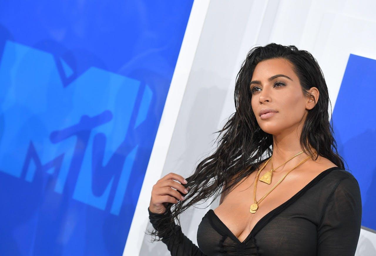 Een van de meest bekende influencers ter wereld: Kim Kardashian West