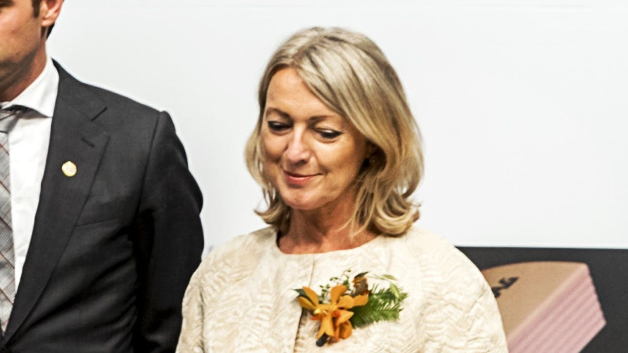 Ineke Dezentjé-Hamming van FME