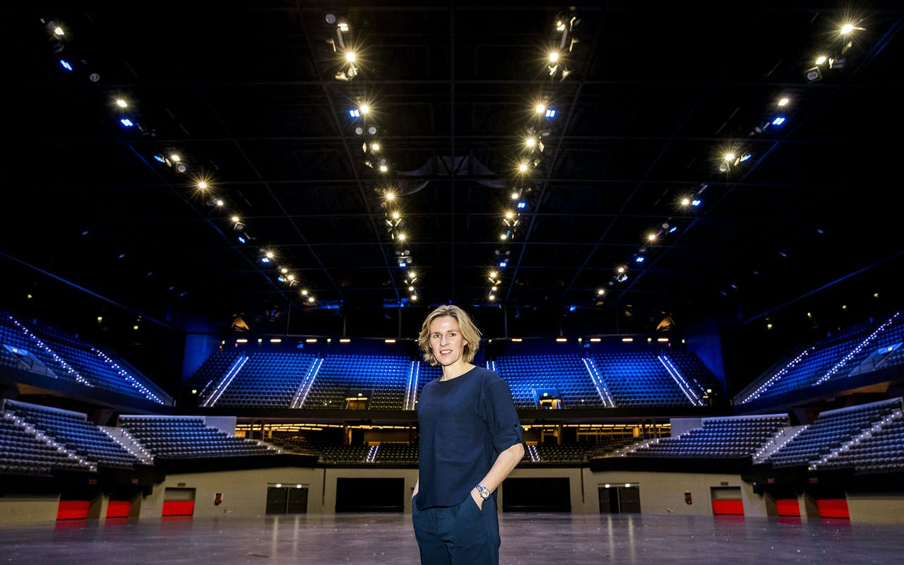 Jolanda Jansen, directeur van Rotterdam Ahoy