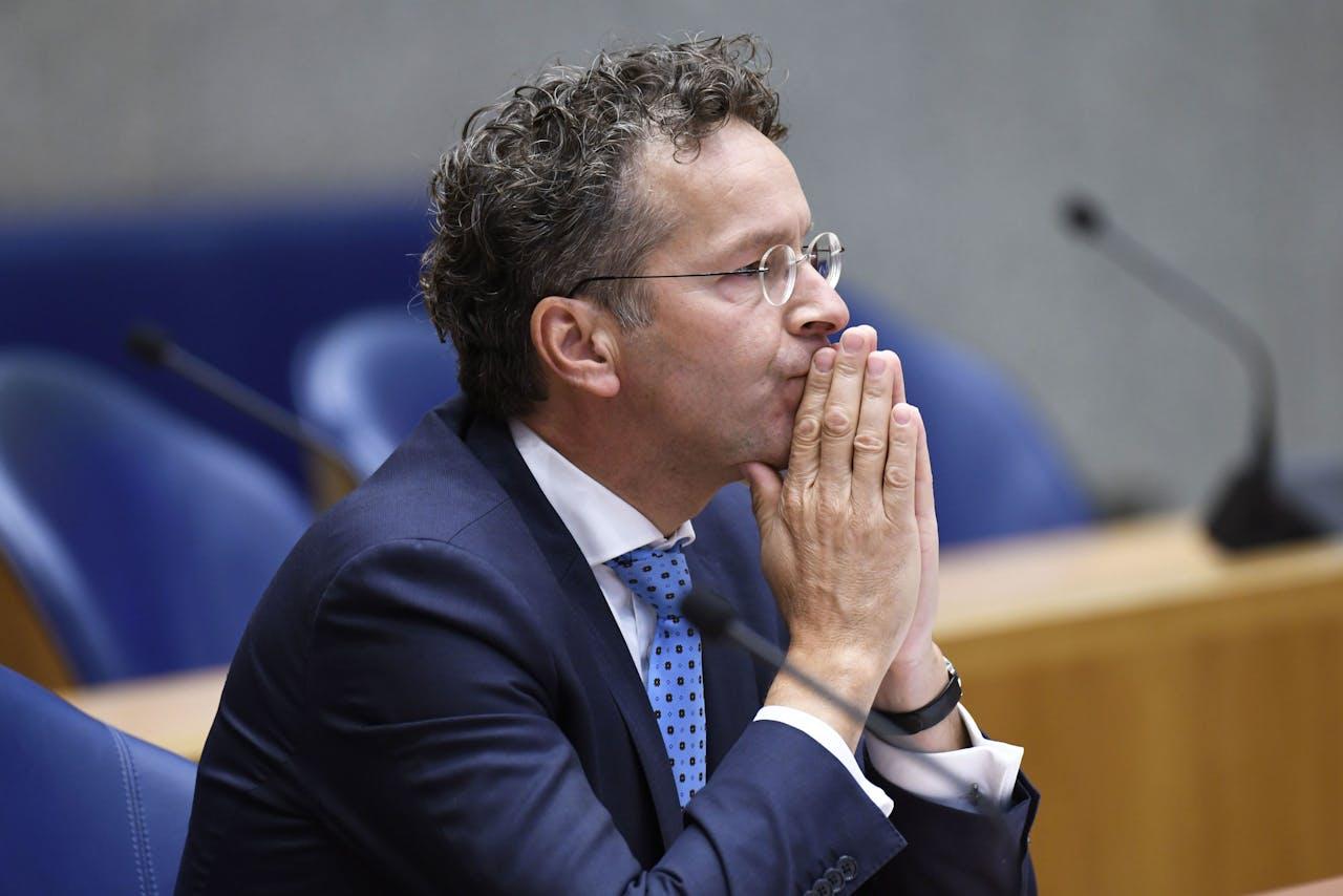 Jeroen Dijsselbloem, Minister van Financiën