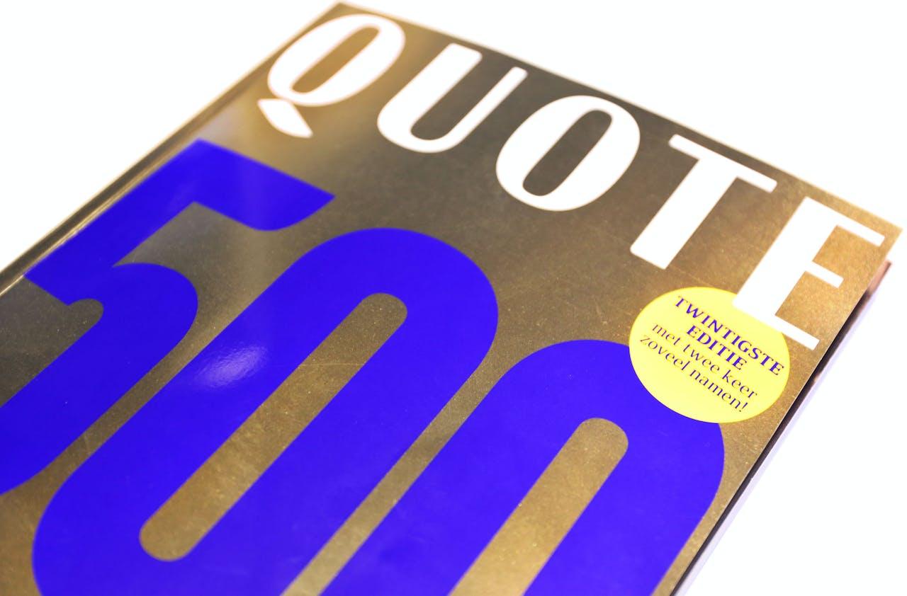 Quote 500 van 2016