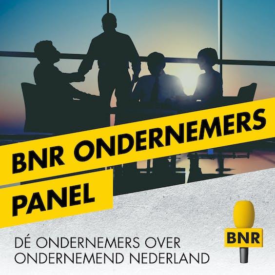 BNR radio vormgeving voor de losse programma's ondernemerspanel