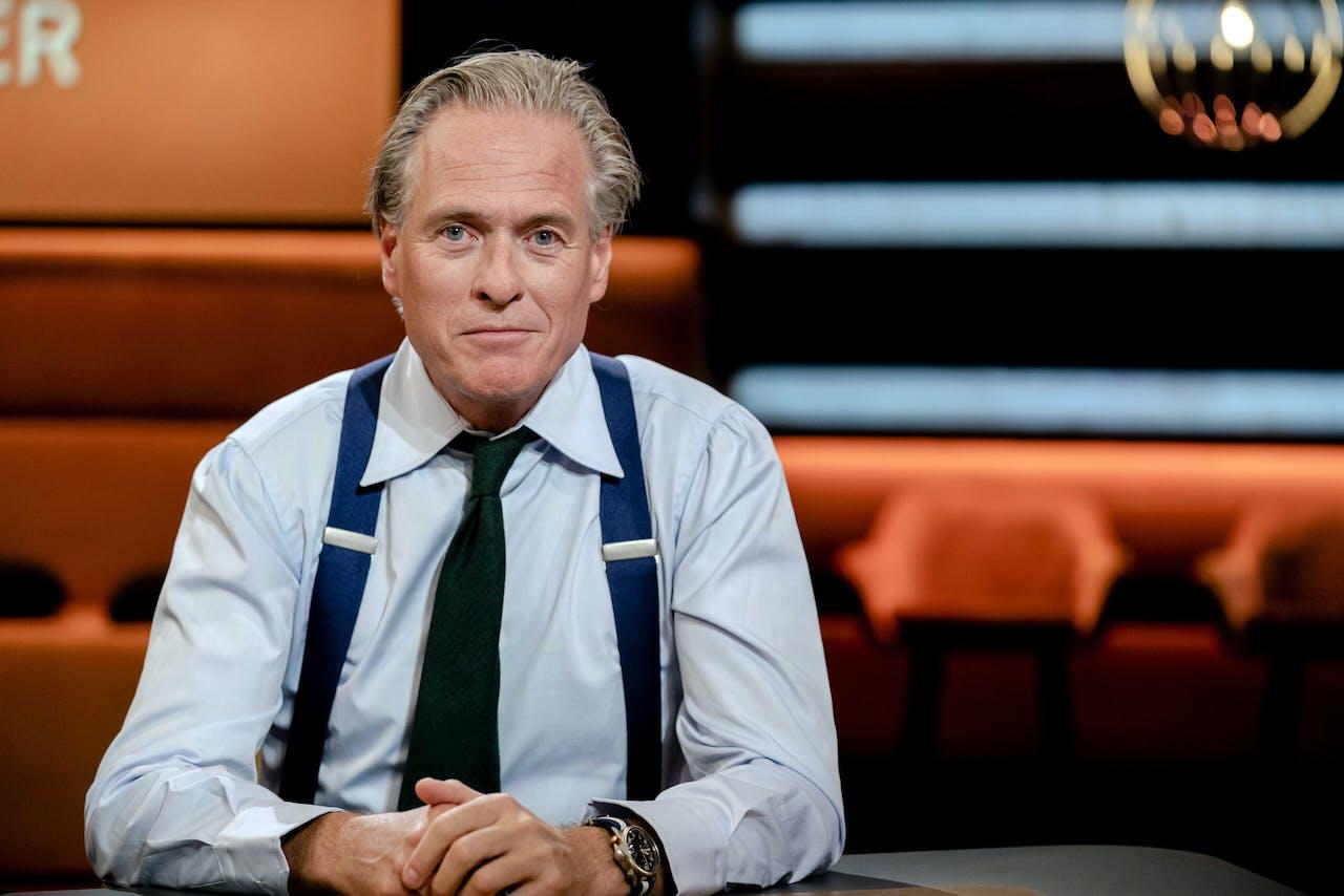 Jort Kelder, presentator voor WNL van Op1. Kelder vervangt Sander Schimmelpenninck.
