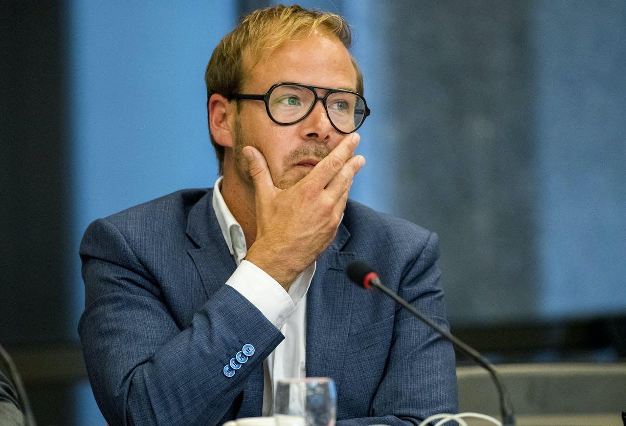 PvdA-Kamerlid Gijs van Dijk