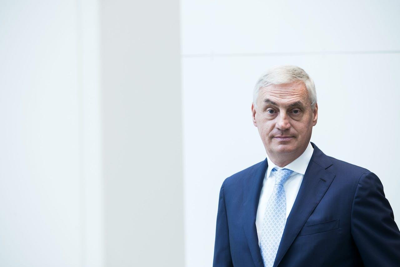 UTRECHT - Portret van CEO Jos Baeten