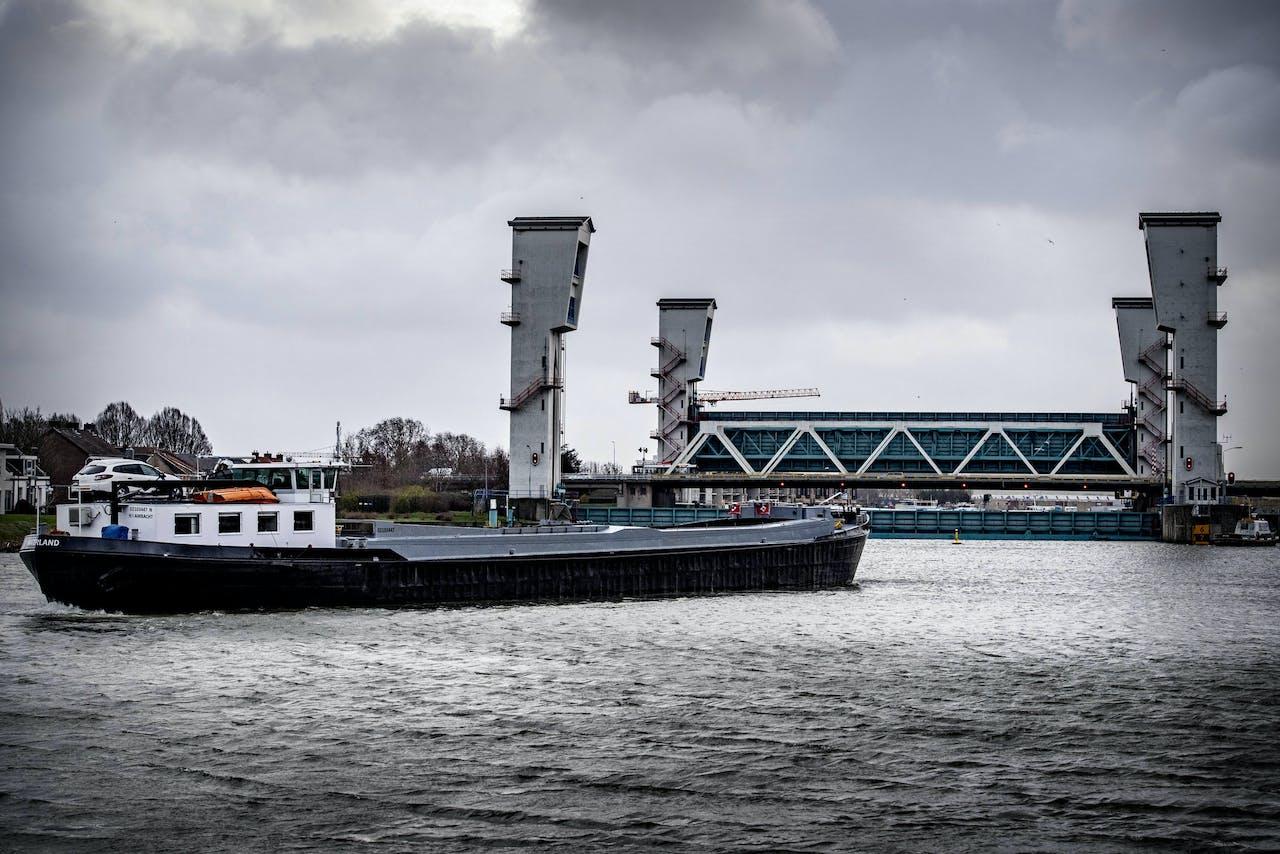 Illustratief - Hollandse IJsselkering in Capelle aan de IJssel.