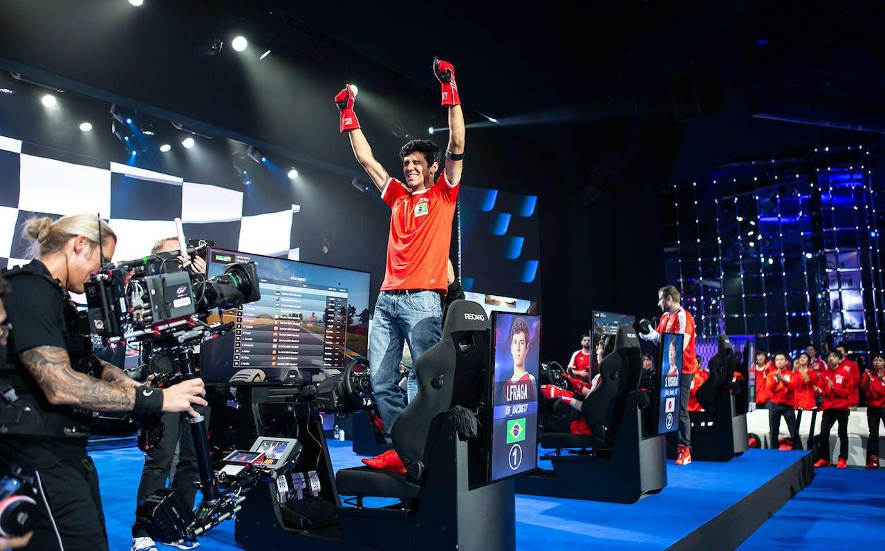 Igor Fraga wint de FIA-Certified Gran Turismo Championships.