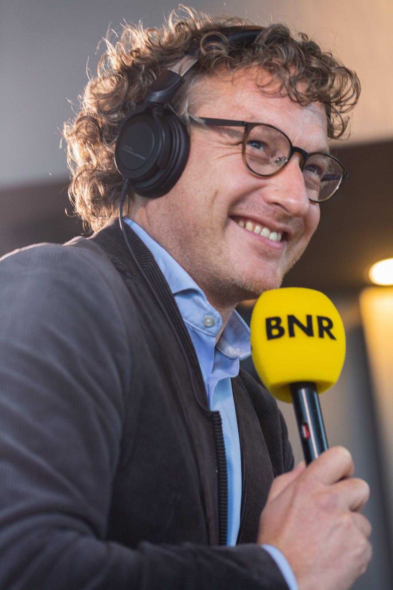 Politiek verslaggever Laurens Boven is weer te gast.