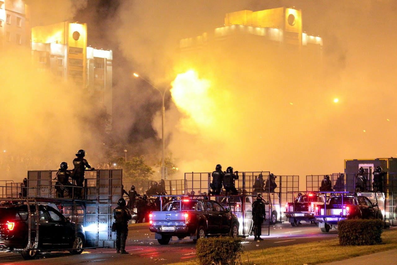 Rellen in Minsk