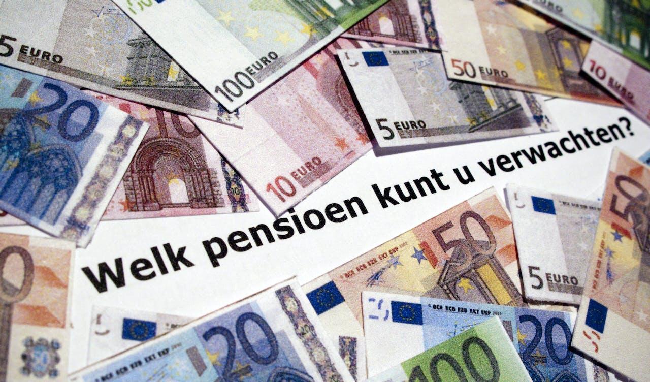 Pensioenfondsen en hun rendement.
