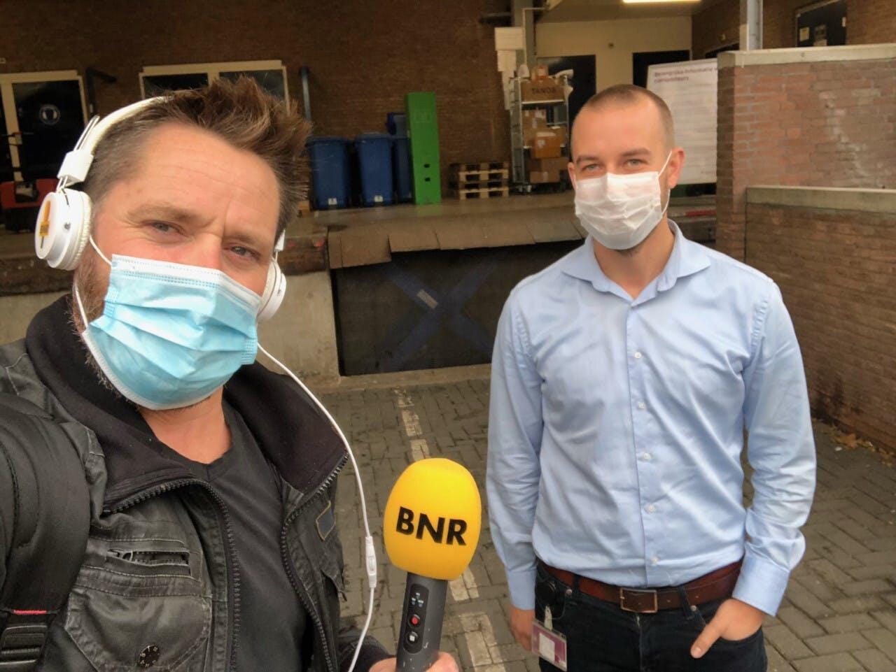 Bjorn Ritterbeeks, hoofd inkoop Antonius Ziekenhuis