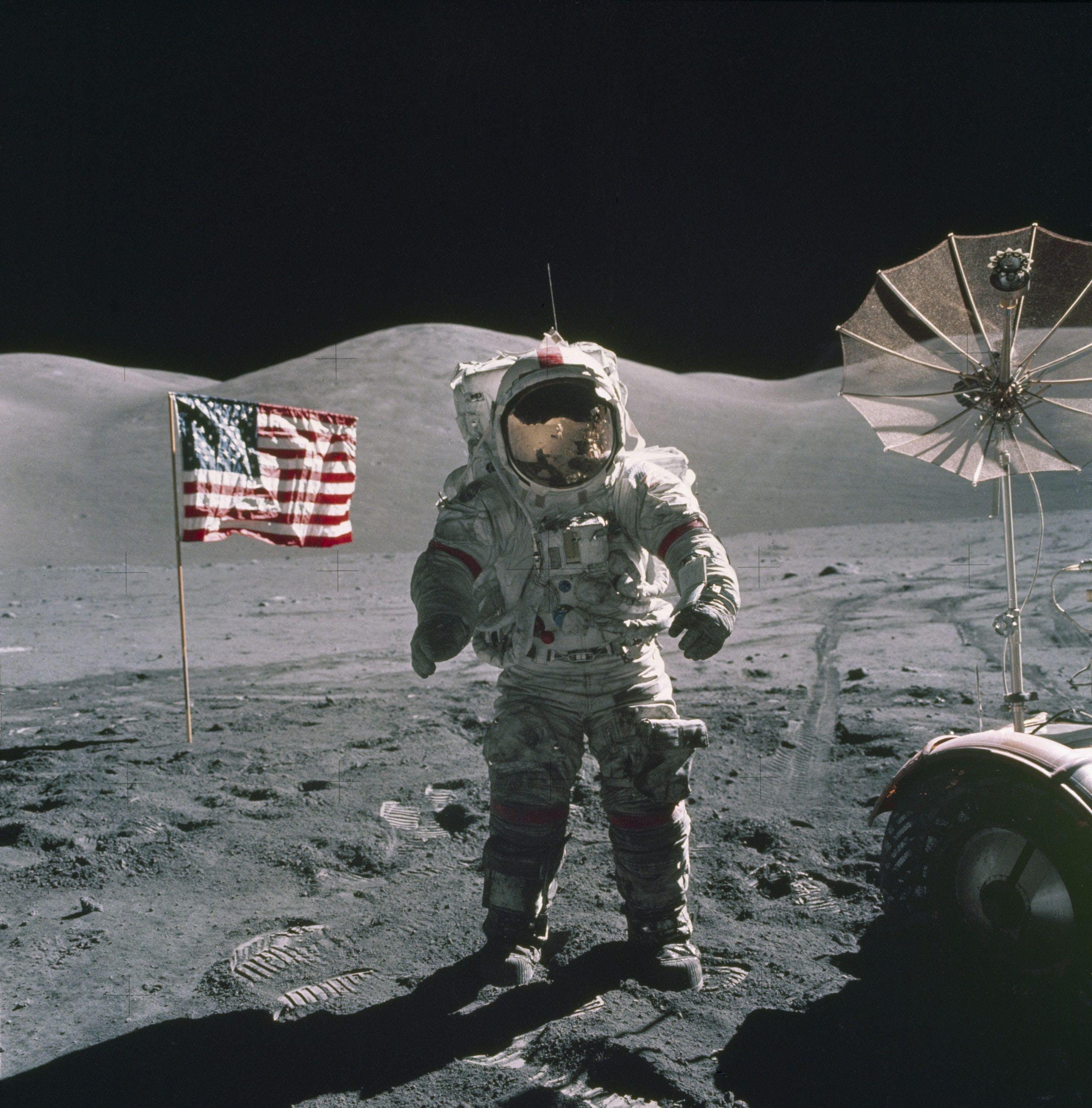 Na 45 jaar wil ESA terug naar de maan