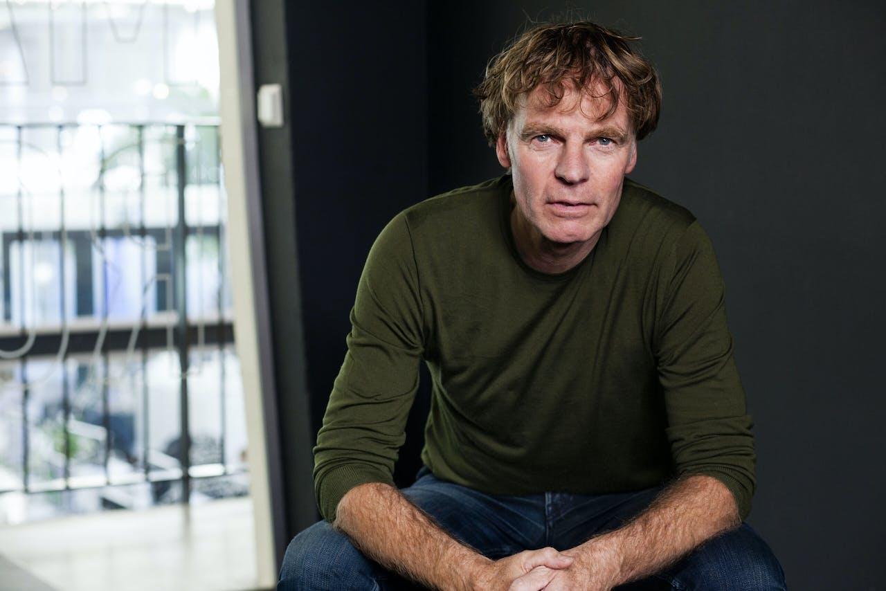 Winy Maas, mede-oprichter van architectencollectief MVRDV
