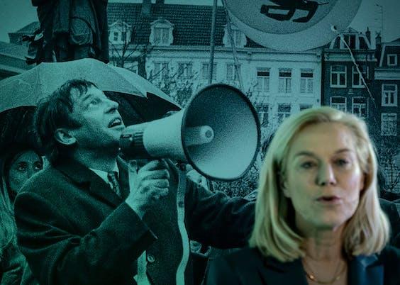 D66-lijsttrekker Sigrid Kaag