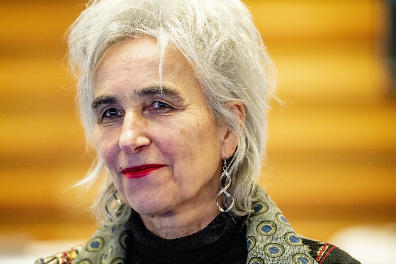Viroloog Marion Koopmans.