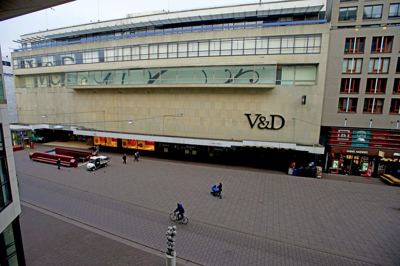 De V&D in Den Haag.