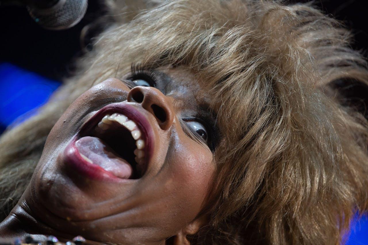De enige, de echte, Tina Turner.