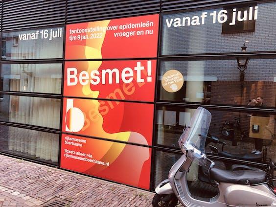 Rijksmuseum Boerhaave te Leiden.