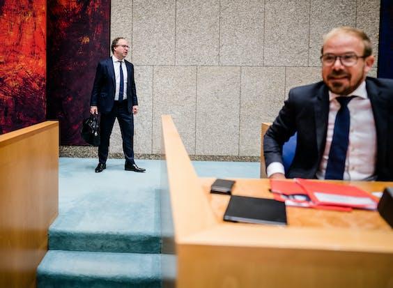 Wouter Koolmees Gijs van Dijk