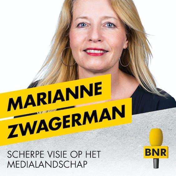 Marianne Zwagerman, columnist bij BNR