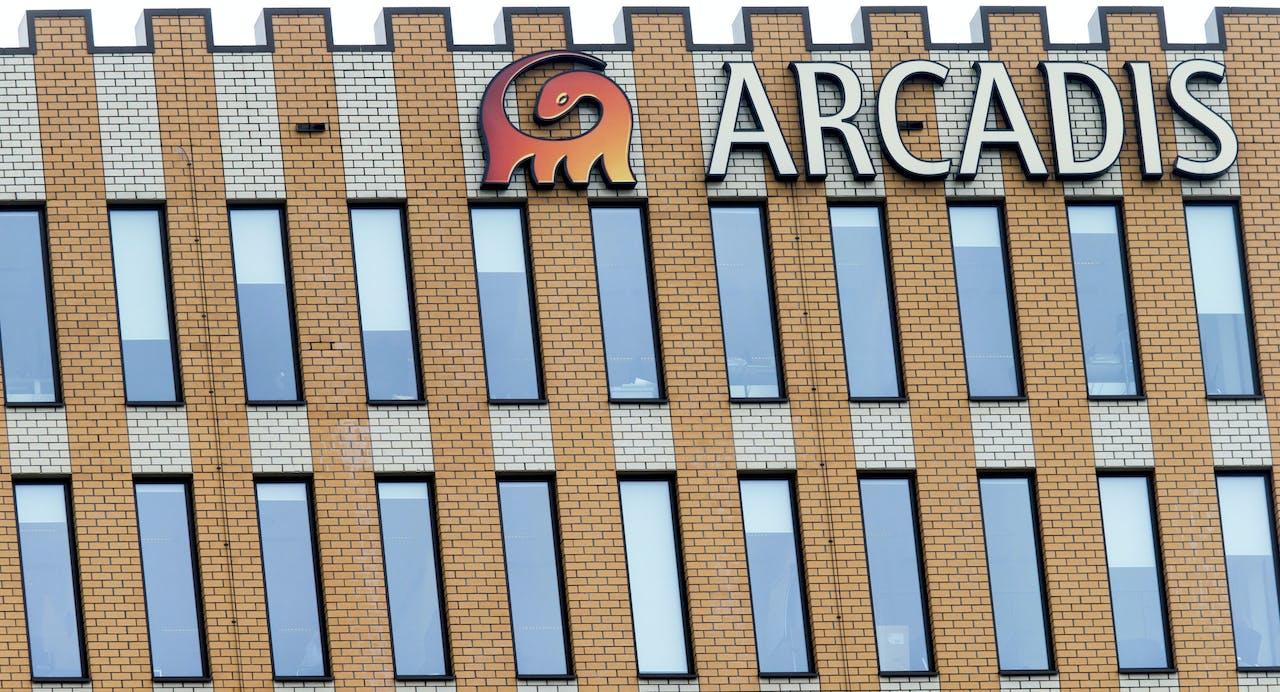 Hoofdkantoor van advies- en ingenieursbureau Arcadis