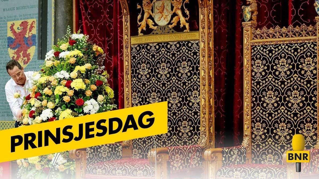 Alle berichtgeving van BNR over Prinsjesdag 2019 op www.bnr.nl/prinsjesdag