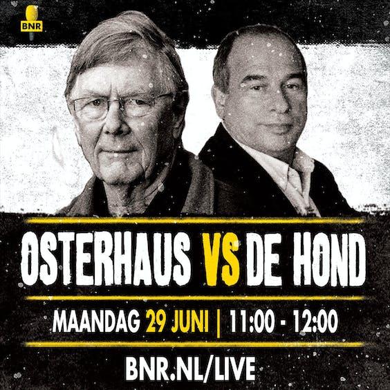 Ab Osterhaus en Maurice de Hond zijn 29 juni te gast in Ask Me Anything