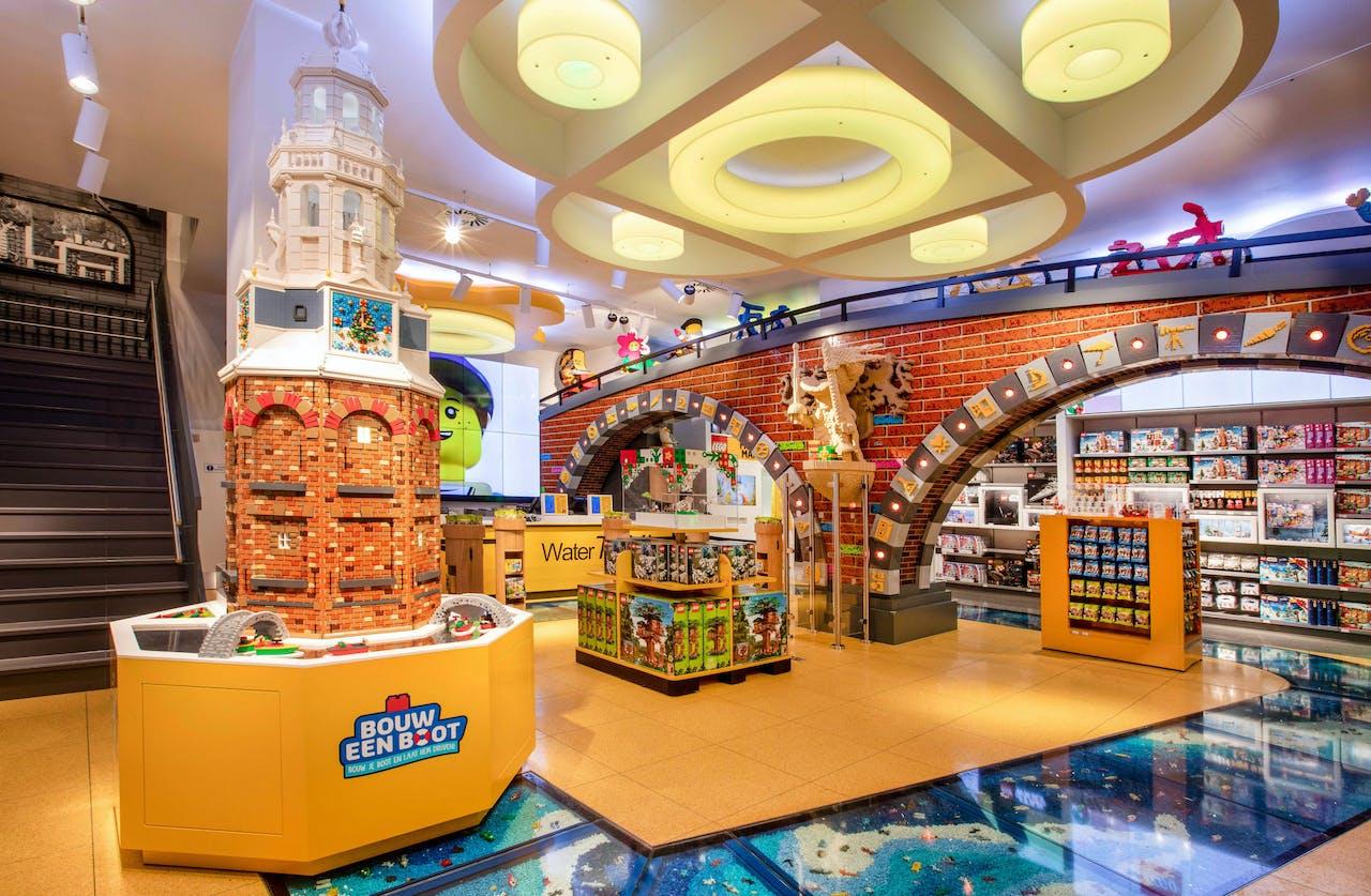 Opening LEGO Flagship Store