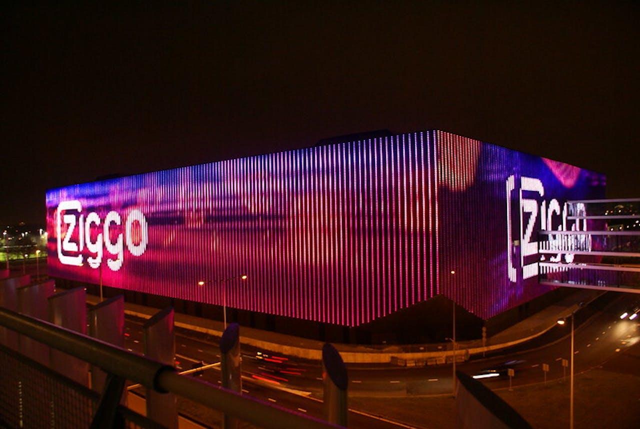 Ziggo Dome in Amsterdam-Zuid