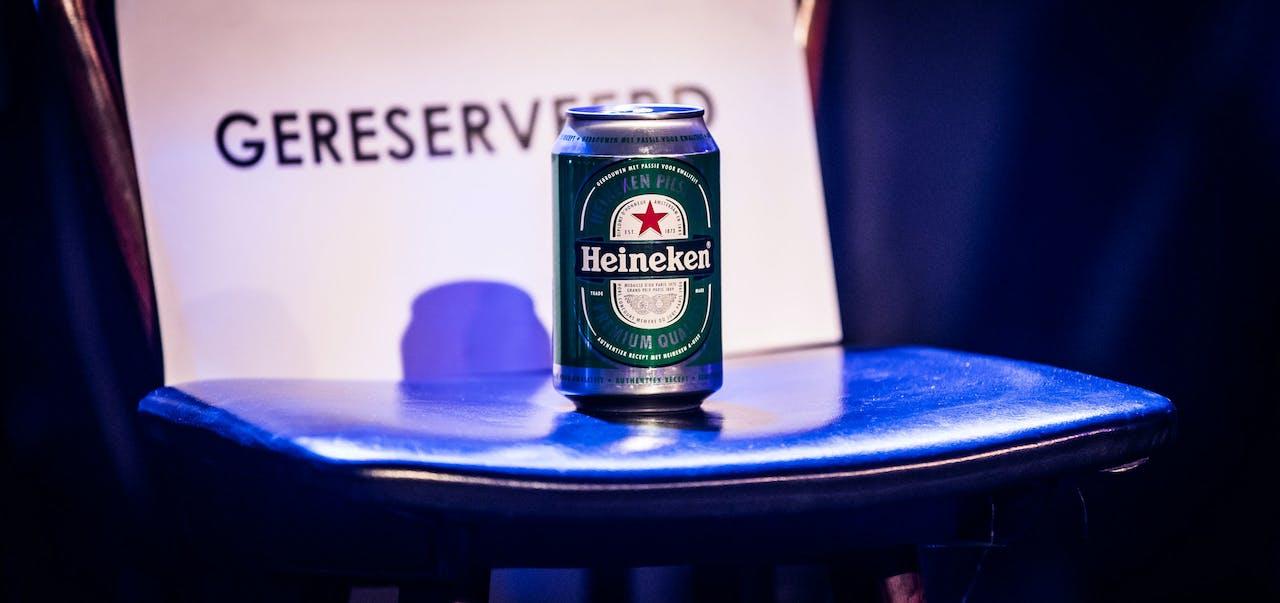 Heinekenblikje