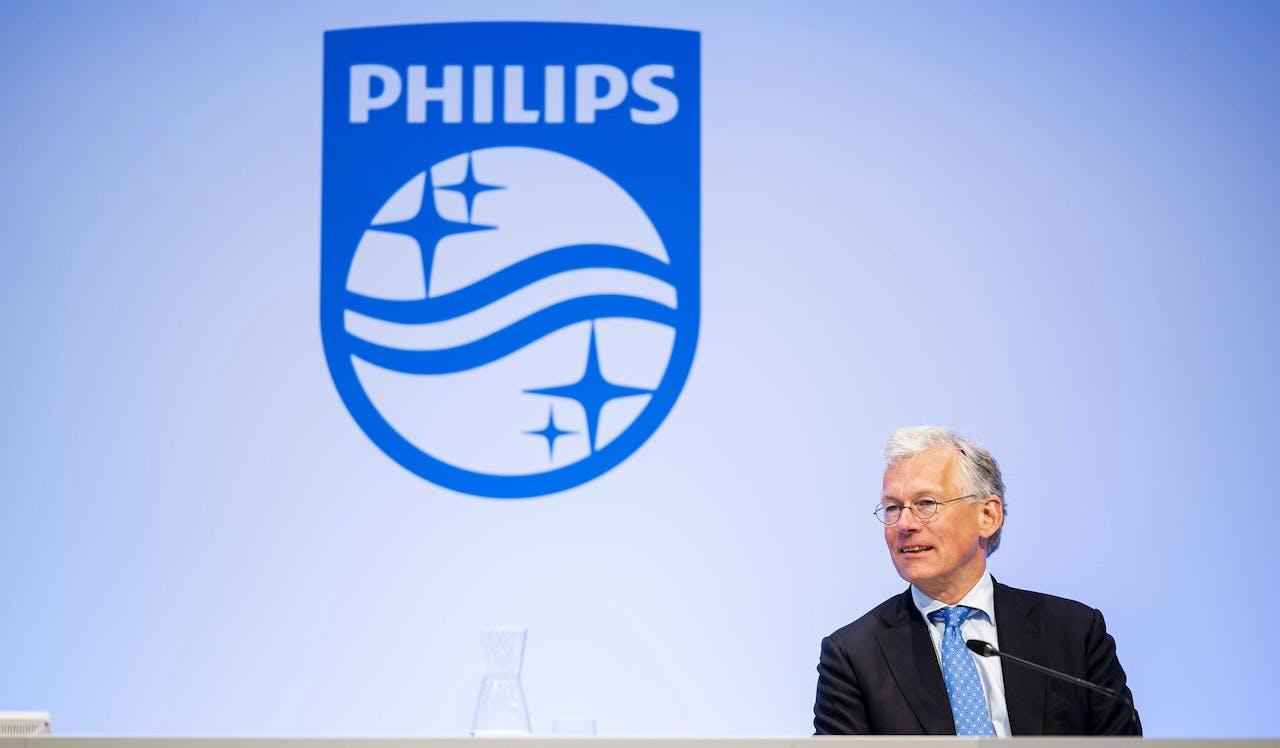 Philips CEO Frans van Houten