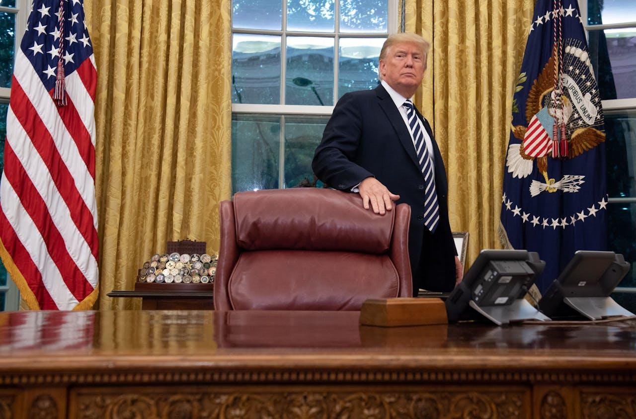 (Photo by SAUL LOEB / AFP)