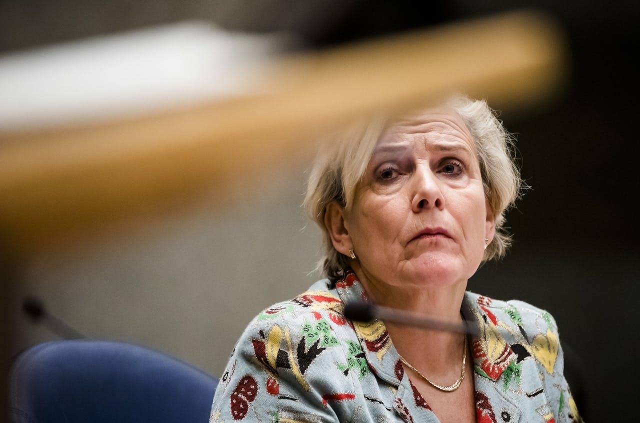 Minister Ank Bijleveld (Defensie)