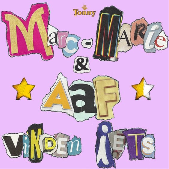 Marc-Marie & Aaf Vinden Iets, de nieuwe nummer 1 in de Dutch Podcast Top 20
