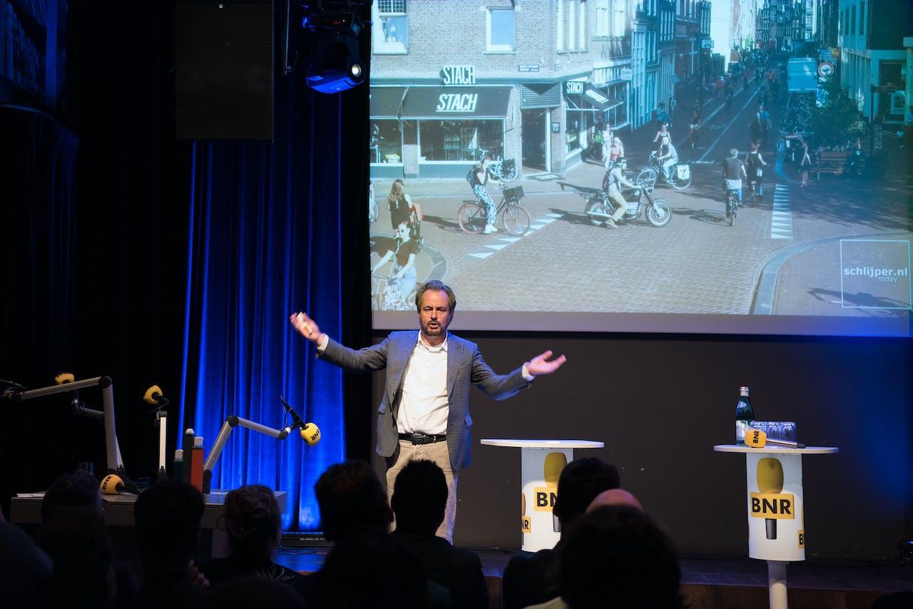 Jurylid Carlo van de Weijer verzorgt een keynote speech