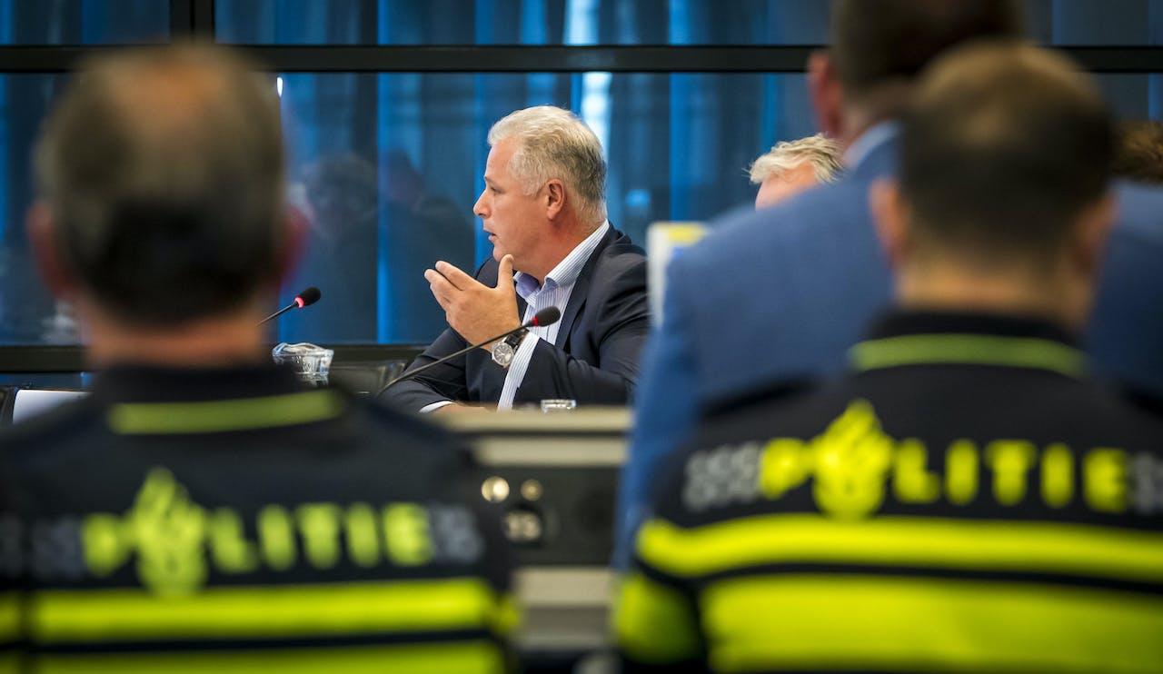 Gerrit van de Kamp, voorzitter ACP.