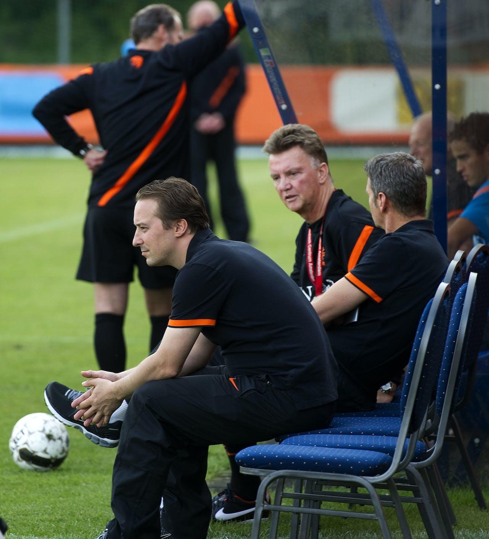 Videoanalist Max Reckers diende ook al onder bondscoach Louis van Gaal.