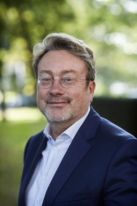 Olaf Sleijpen, DNB-directeur en SER-kroonlid