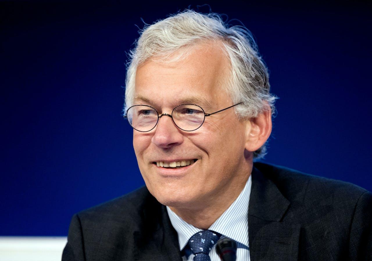 CEO Frans van Houten van Koninklijke Philips NV