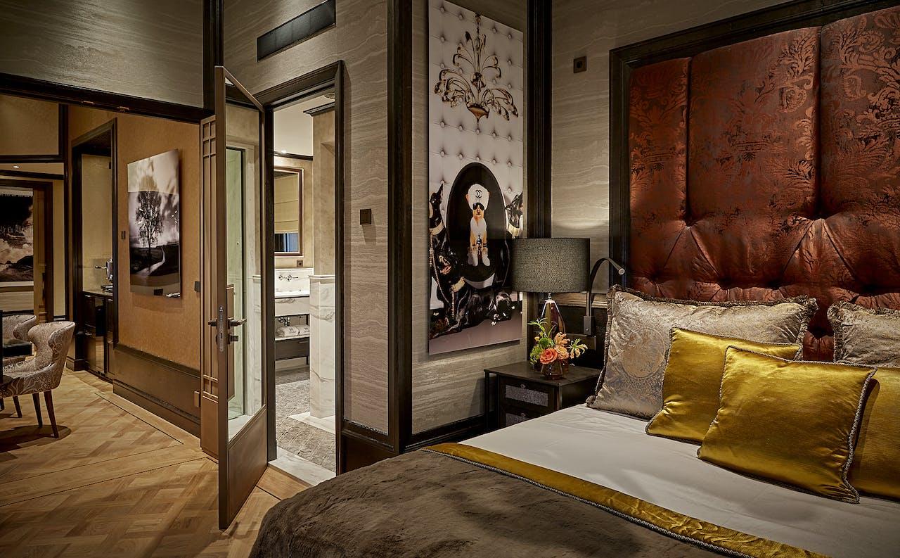 Suite in hotel TwentySeven