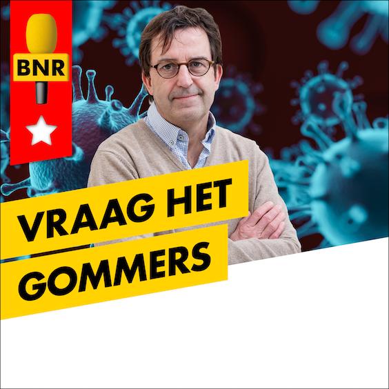 De podcast Vraag het Gommers