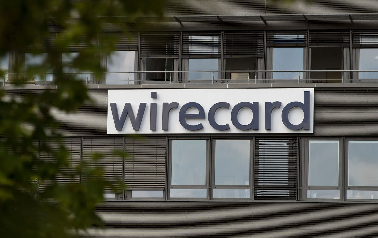 Exterieur Wirecard in Duitsland