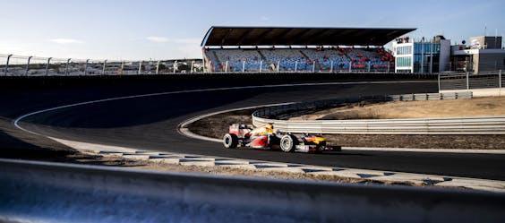Formule 1-coureur Max Verstappen