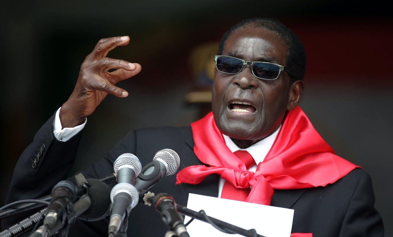 Robert Mugabe (1924-2019)