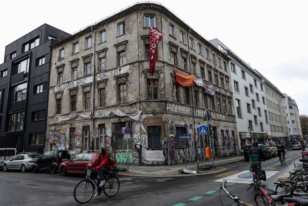 Leegstand in Berlijn