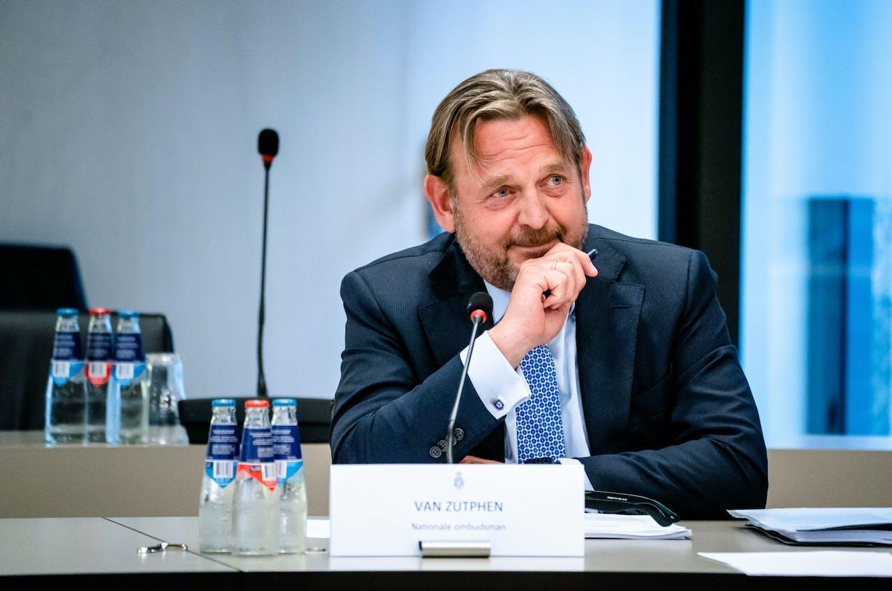 Ombudsman Reinier van Zutphen